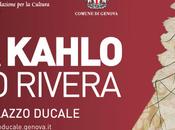 Dopo Roma, Genova... Frida Kahlo Diego Rivera