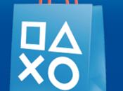 Tutti dettagli dell'aggiornamento settimanale PlayStation Store