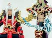 coppia Taiwan organizza matrimonio tema World Warcraft Notizia