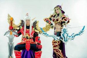Una coppia di Taiwan organizza un matrimonio a tema World of Warcraft