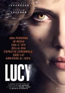 Lucy - Locandina