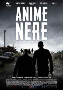 Anime Nere - Locandina