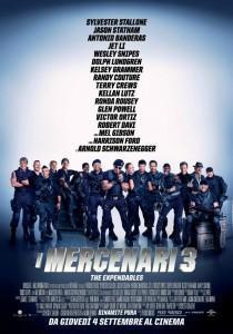 I mercenari 3 - Locandina