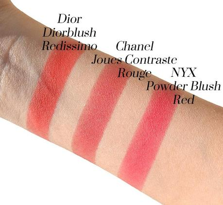 Diorblush_Redissimo Swatches