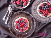 Finte crostatine frutti bosco vere serate romantiche