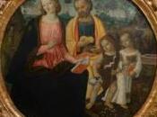 """Sacra Famiglia"""" Pintoricchio mostra Gimignano perché?"""