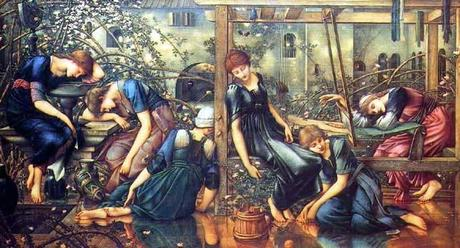 Sir Edward Burne-Jones and The Legend of Briar Rose.