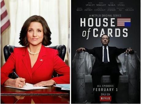 House of Card, Veep e un Hot dog