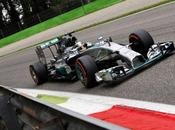 Lewis Hamilton vince d'Italia. doppietta Mercedes