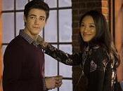 """""""The Flash"""": triangolo amoroso Barry Iris Felicity sarà affrontato altri scoop"""