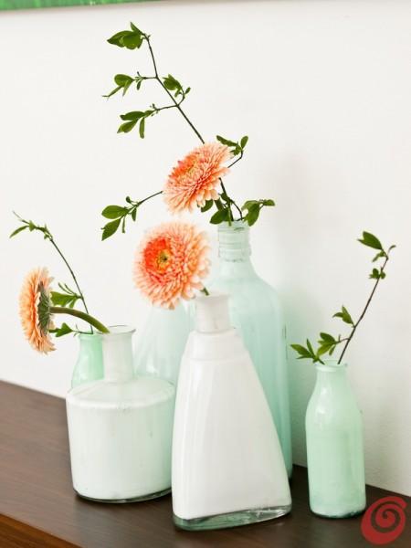 Vasi fai da te ricavati da bottiglie di vetro paperblog for Vasi fai da te