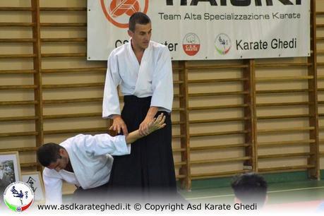 Aikido con Karate_Ghedi2014
