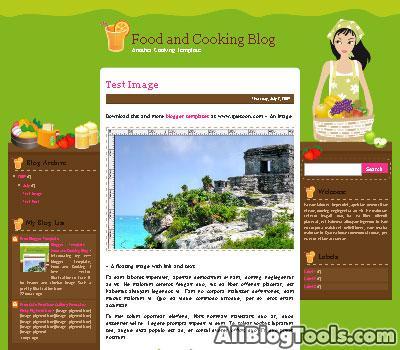 i migliori temi blogger per creare un blog di cucina aprire un blog di cucina