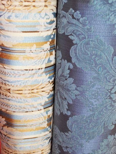 I classici ..tessuti per tappezzare mobili antichi... - Paperblog