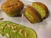 Muffin alle ortiche pinoli anisetta.