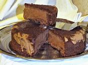 Gâteau gelato cioccolato festeggiare Settembre!