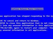 Steve Ballmer scrivere schermata della morte [BSOD] Windows