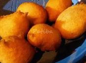 Pettole pugliesi, frittelle rustiche dolci, semplici ripiene