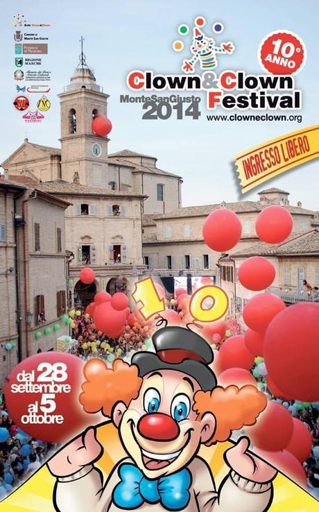 Clown&Clown torna ad animare Monte San Giusto (Mc)