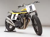 Yamaha Dirt Track Palhegyi Design