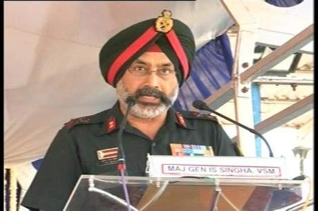 general Iqbal Sing Singha