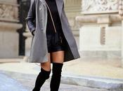 Steal look cuissardes edition: come indossare stivali sopra ginocchio