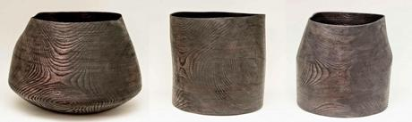 Wooden Vessels by Mathias Skunzler