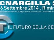 Tecnargilla 2014 Rimini Fiera settembre