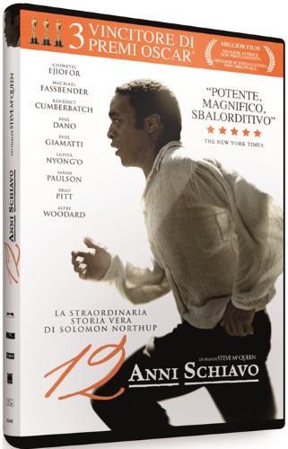 12 anni schiavo DVD