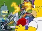 Simpsonrama: Simpson incontrano Futurama