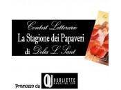 PARTECIPATE NUMEROSI PREMIO: stagione papaveri, 2014 GIURIA SOLE DONNE