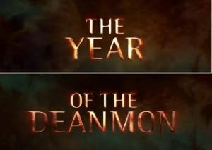 the year of the deanmon