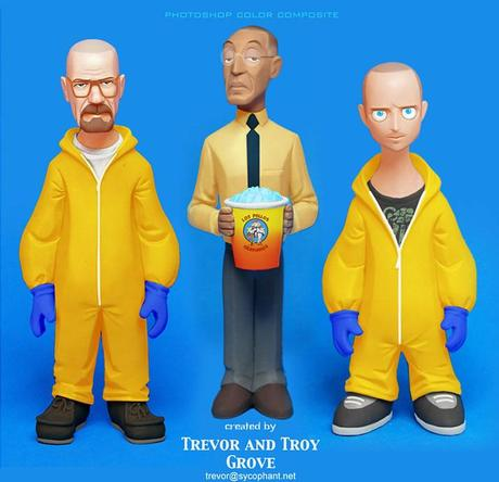 Breaking Bad in 3d