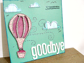 Sfida Card Amiche Scrap: Goodbye