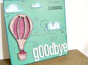Sfida Card Amiche Scrap: Goodbye