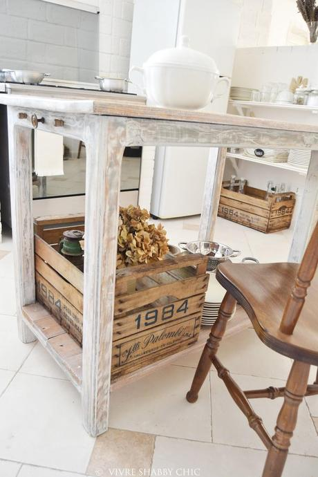 Un nuovo bancone per la mia cucina paperblog for Bancone cucina fai da te