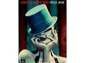 """American Horror Story"" glamour nuovo poster Freak Show"