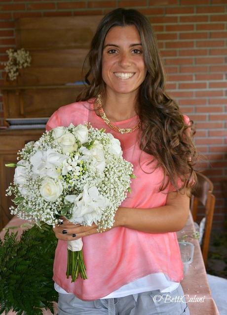 Ortensie bianche per il bouquet della sposa paperblog for Ortensie bianche