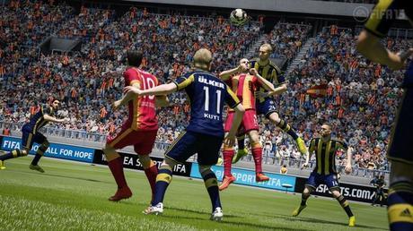 Ecco la colonna sonora di FIFA 15