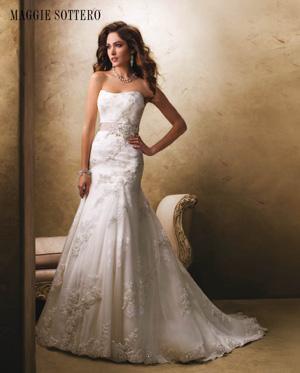 b420ced72856 Come scegliere l abito da sposa perfetto per il tuo corpo - Paperblog