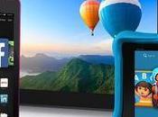 Amazon presenta nuovi Kindle Fire 8.9, Kids Edition