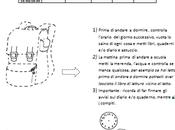 check list stampare plastificare imparare organizzare zaino