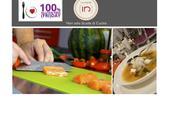 Aperitivo attivo senza glutine Cucina 100% GFFD