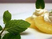 Ananas alla ricotta