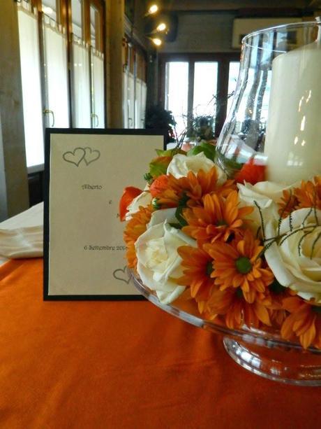 Matrimonio In Bianco : Matrimonio in bianco e arancio paper