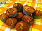 Muffin fragole cioccolato bianco