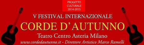 V Festival Corde D'Autunno