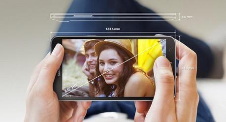 Samsung presenta ufficialmente Galaxy Mega 2