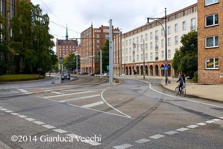 Rostock e il suo centro