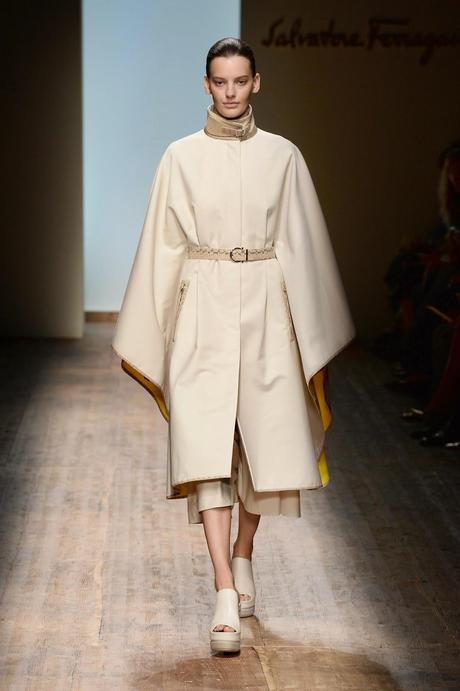 Collection Summer Salvatore Ferragamo Plays with The Uniqueness of a Perfect Imperfection